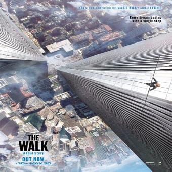 فيلم The Walk 2015 مترجم 720p ديفيدى