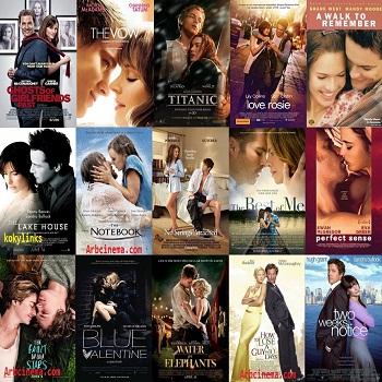 مترجم كولكشن افلام رومانسية Romantic Movies بجودة BluRay