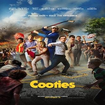 فيلم Cooties 2014 مترجم ديفيدى