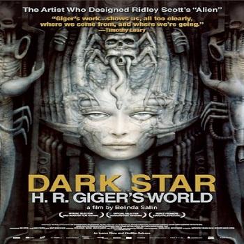 فيلم Dark star HR Gigers World 2014 مترجم ديفيدى