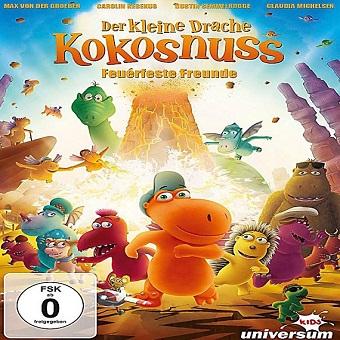 فيلم Der kleine Drache Kokosnuss 2015 مترجم ديفيدى