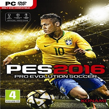 لعبة Pro Evolution Soccer 2016 - RELOADED كاملة