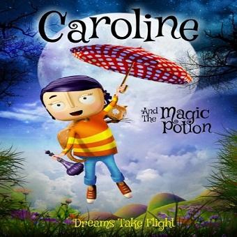 فيلم Caroline and the Magic Potion 2015 مترجم ديفيدى