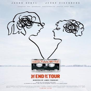 فيلم The End of the Tour 2015 مترجم ديفيدى