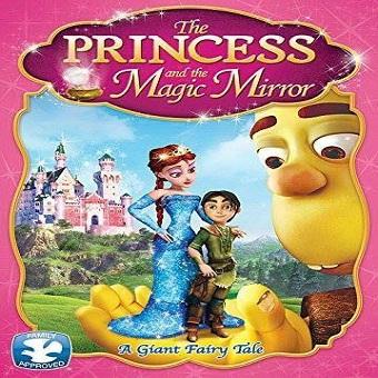فيلم The Princess and the Magic Mirror 2014 مترجم ديفيدى