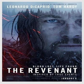 بوسترين جديدين لاحدث افلام ليوناردو دى كابريو The Revenant