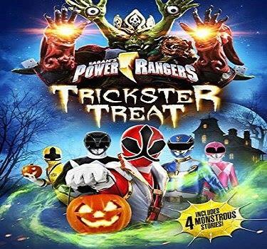 فيلم Power rangers Trickster Treat 2015 مترجم ديفيدى