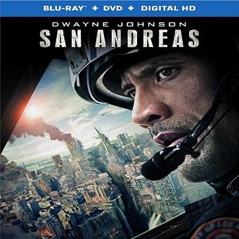 فيلم San Andreas 2015 مترجم نسخة بلورى