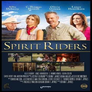 فيلم Spirit Riders 2015 مترجم ديفيدى