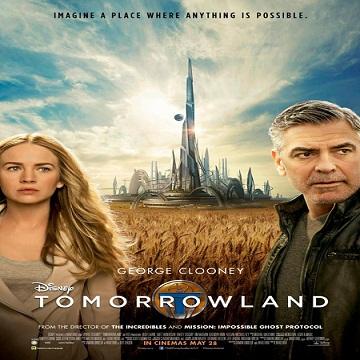 فيلم Tomorrowland 2015 مترجم 480 & 720 ديفيدى
