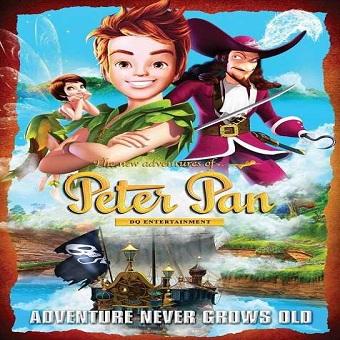فيلم The New Adventures Of Peter Pan 2015 مترجم ديفيدى