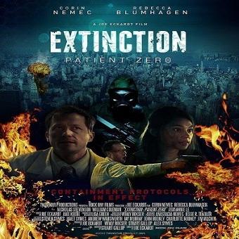 فيلم Extinction Patient Zero 2014 مترجم ديفيدى