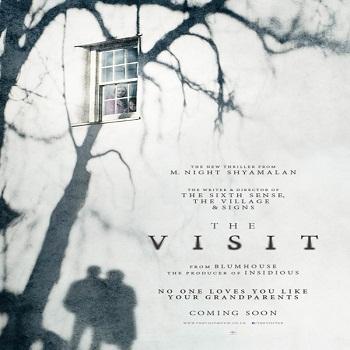 فيلم The Visit 2015 مترجم ديفيدى