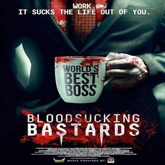 فيلم Bloodsucking Bastards 2015 مترجم ديفيدى