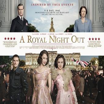 فيلم A Royal Night Out 2015 مترجم ديفيدى