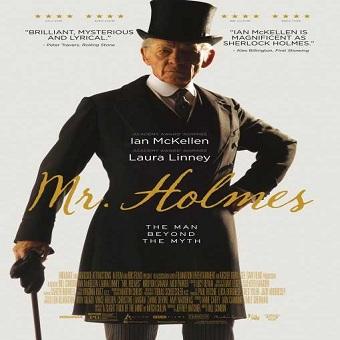 فيلم Mr. Holmes 2015 مترجم ديفيدى