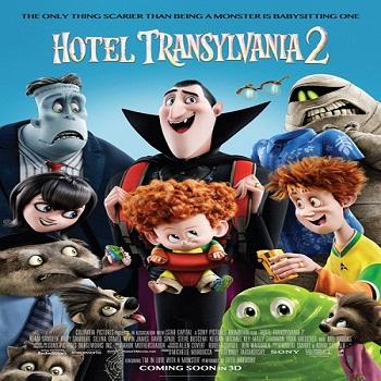 فيلم Hotel Transylvania 2 2015 مترجم بجودة كــــام