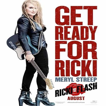 فيلم Ricki and the Flash 2015 مترجم ديفيدى