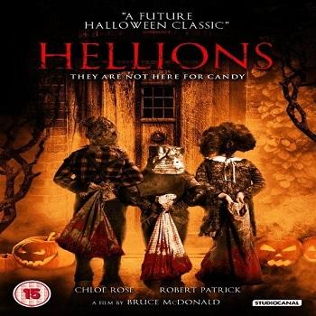 فيلم Hellions 2015 مترجم ديفيدى
