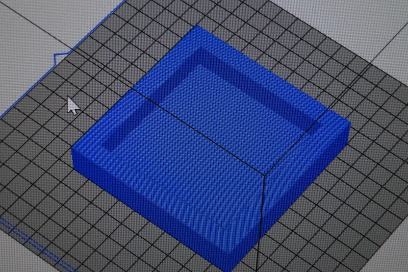 der japanische leuchtturm udo saki als 3d modell fertig. Black Bedroom Furniture Sets. Home Design Ideas