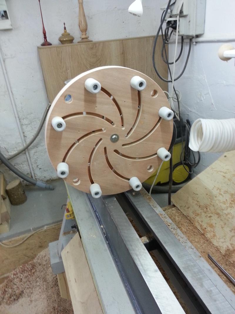 Tour A Bois Accessoires intérieur fabriquer un mandrin de tour a bois – clé dynamométrique hydraulique