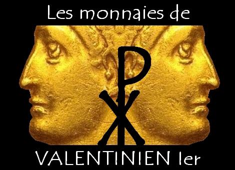 Les monnaies de Valentinien I
