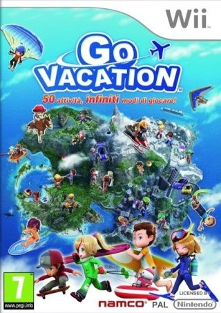 [Wii] Go Vacation