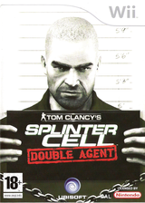 [Wii] Tom Clancy's Splinter Cell: Double Agent