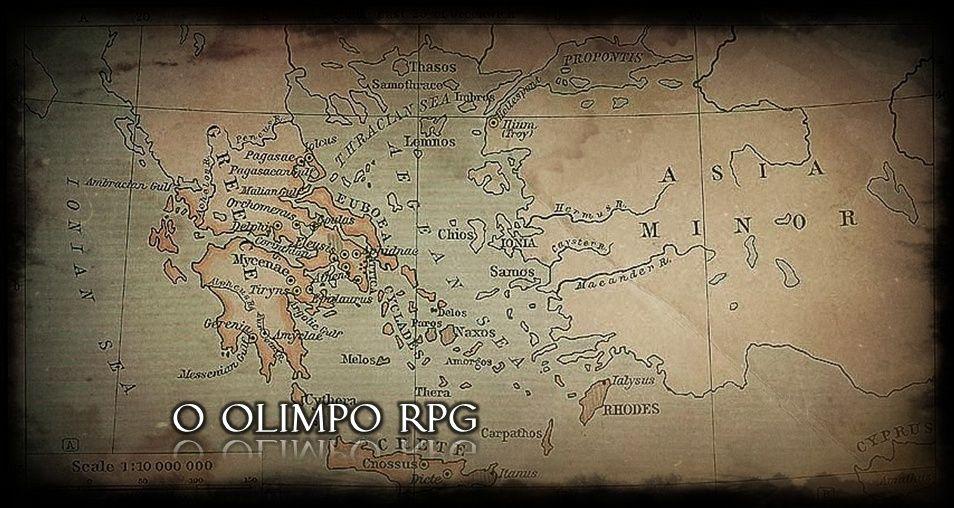 O Olimpo RPG