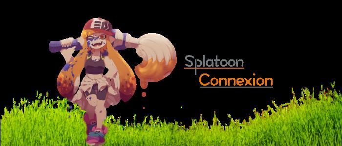 Splatoon-Connexion