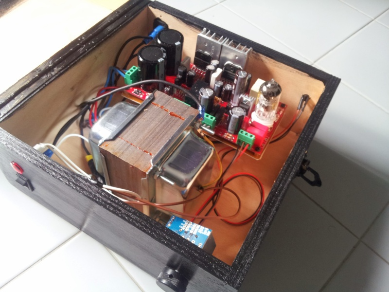 Pareri e consigli su amp artigianale lm3886 e pre for Planimetrie aggiunte casa