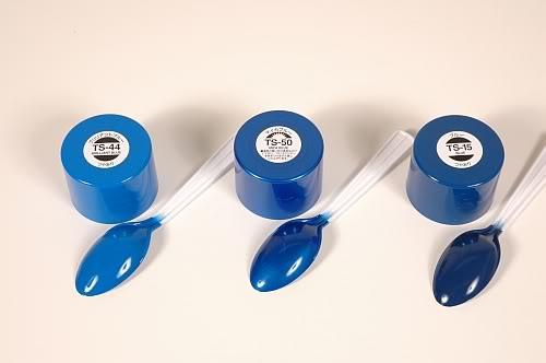 Race Blue Metallic Spray Paint For Car