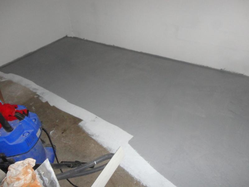 L 39 atelier de biloute page 3 for Peinture beton garage