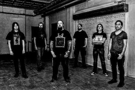 Aux portes du metal chronique d 39 album metal eye of solitude faal split doom death fun raire - Aux portes du metal ...
