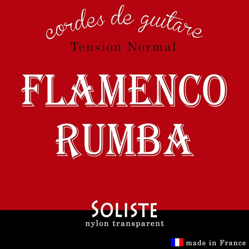 cordes de guitare classique et  flamenco