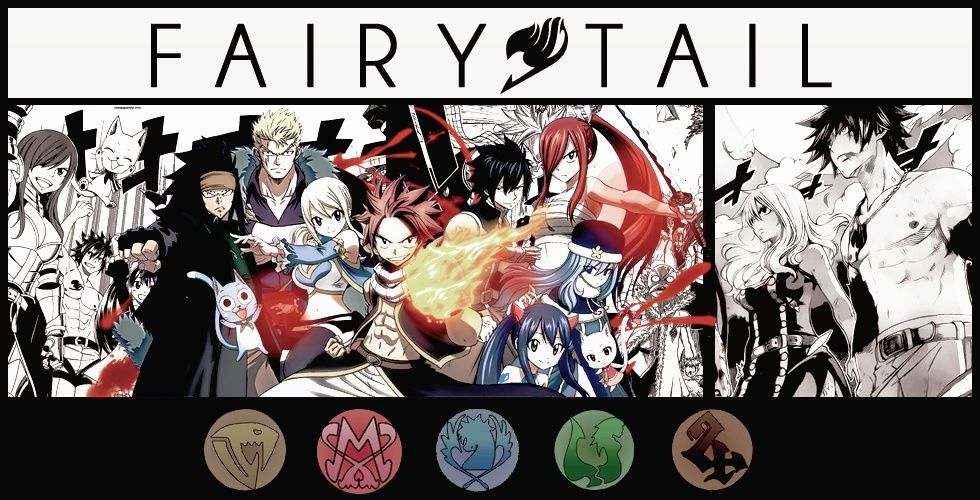Fairy Tail - New Divide