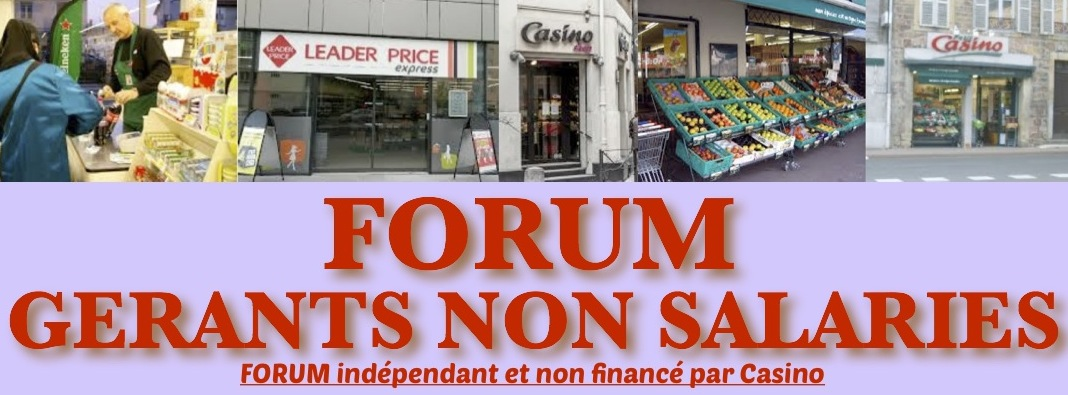 FORUM GERANTS CASINO