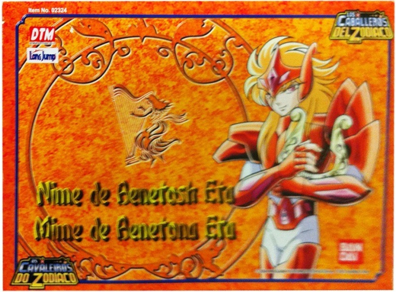 Saint cloth series Eta Benetnash Mime