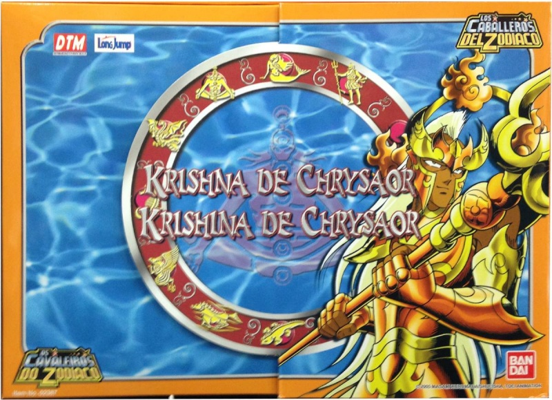 Saint cloth series Crysaor Khrisna