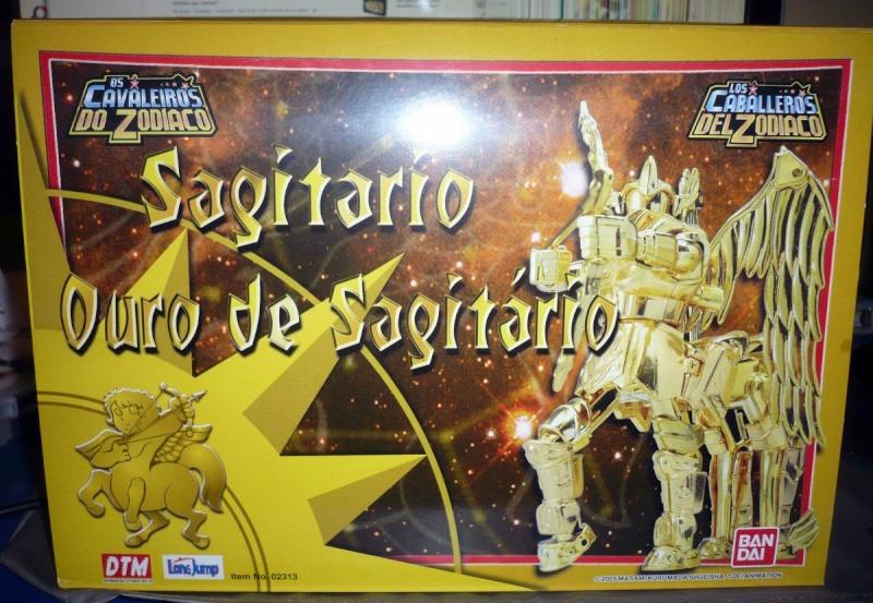Saint cloth series Sagittarius Aiolos