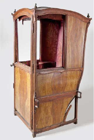 Chaises porteurs muleti res et palanquins for Baton de chaise synonyme