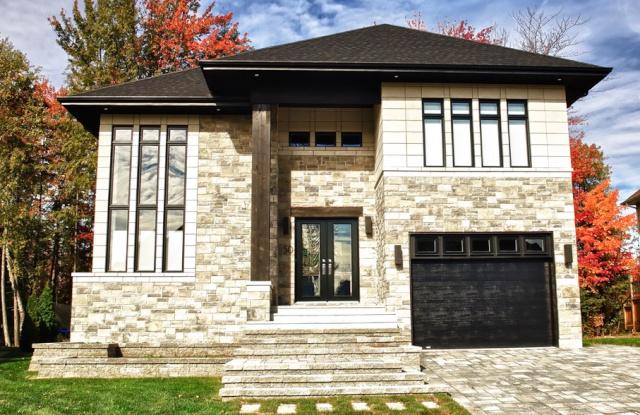 Apprenti construire une maison moderne et ou semi for Maison semi contemporaine