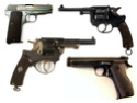 les armes de poing françaises