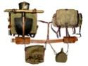 Paquetage et équipements de l'armée française