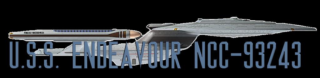 NCC-93543 USS ENDEAVOUR