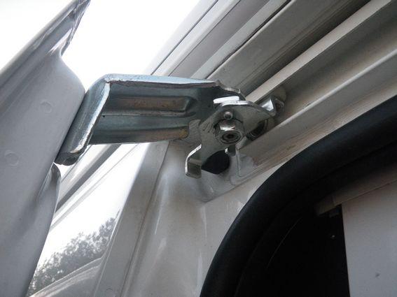 Probleme porte laterale fiat ducato voiture galerie for Reglage porte fenetre coulissante