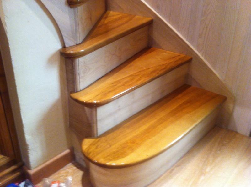 habillage d 39 un escalier en beton page 5. Black Bedroom Furniture Sets. Home Design Ideas