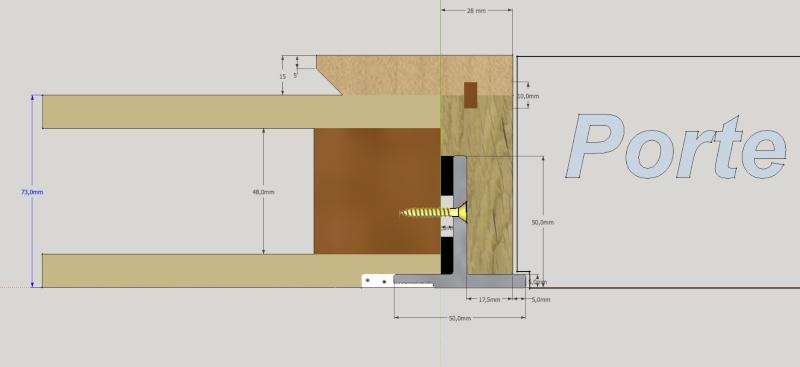 encore une porte mais invisible. Black Bedroom Furniture Sets. Home Design Ideas