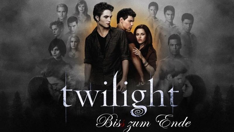 Twilight - Bis(s) zum Ende
