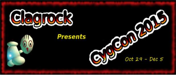 Clag Rock Montly Presents CygCon 2015
